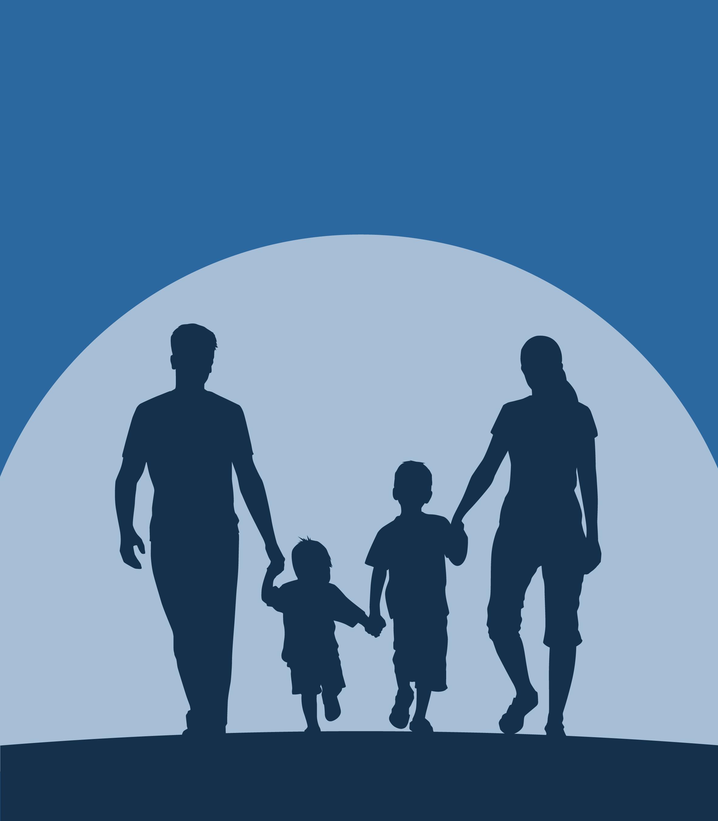 Illustratie van dam & Lolkema - Familierecht