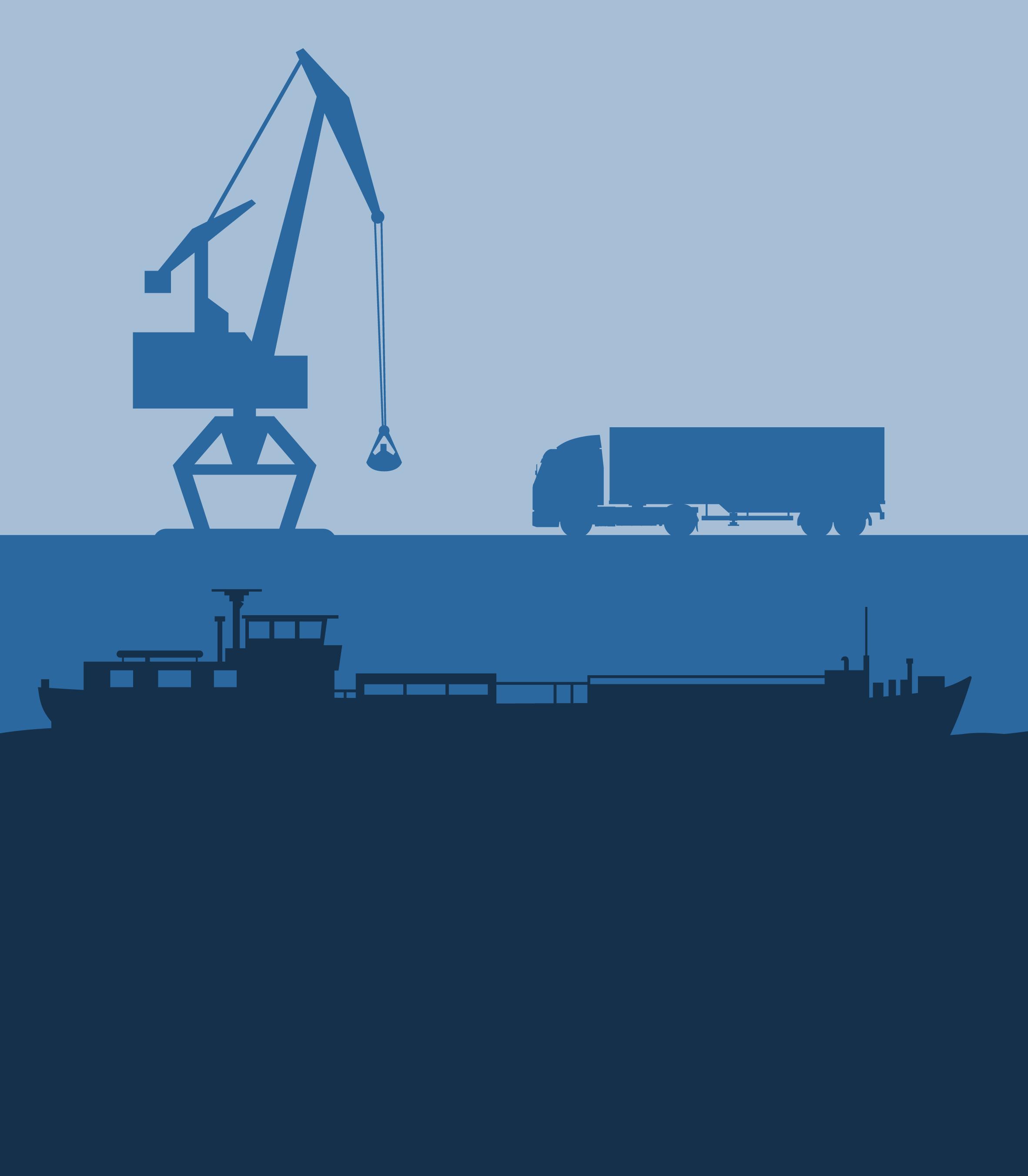 vervoerrecht illustratie